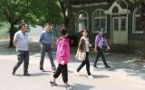 中国职工国际旅行社察调研