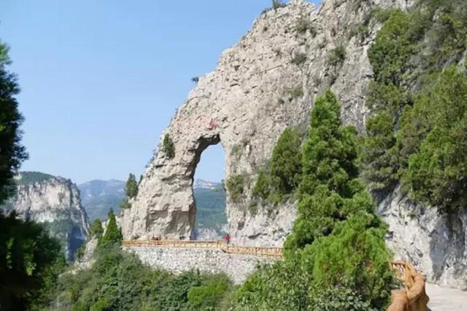 """中原第3站丨""""中国十大最美峡谷""""的美誉…八泉峡!你值得!"""