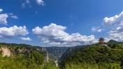 太行山大峡谷的春天是彩虹色,你Get到了吗!