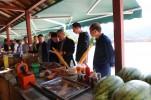 省市场监督管理局对太行山大峡谷景区开展餐饮服务食品安全专项检查